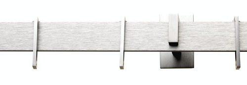 Riel Urban Aluminio con terminal de doble orificio