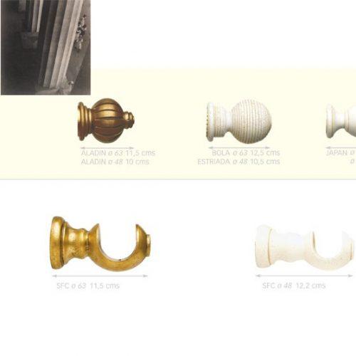 Accesorios de la colección Marrakesh.