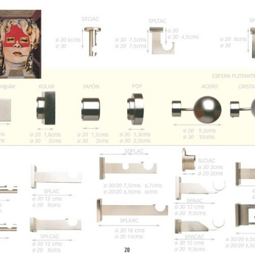 Colección Icon Inox