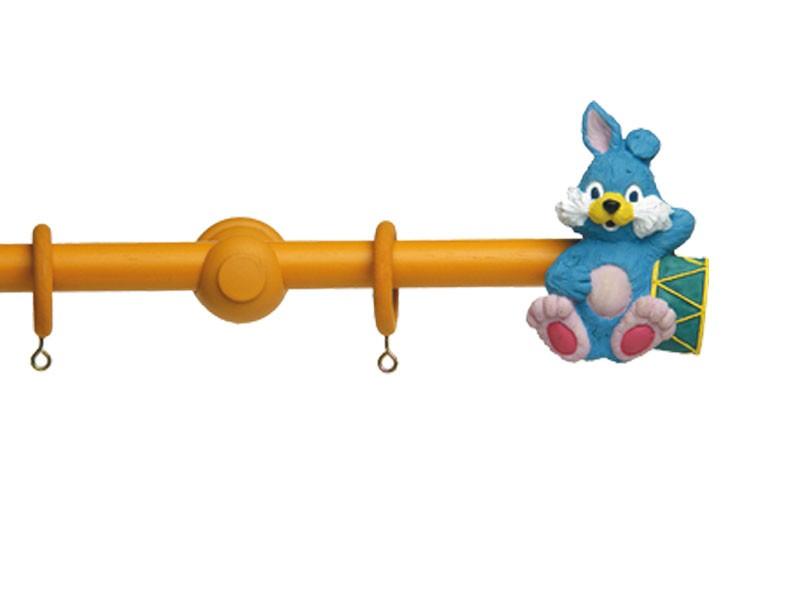 Barra en color amarillo modelo Conejo
